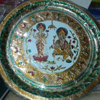 Handmade Gift Plate 04
