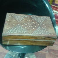 Wooden Gift Box 03