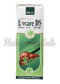 Livcare DS Syrup 01