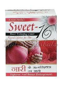 Sweet-16 Breast Enlarging Cream
