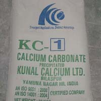 Rubber Grade Calcium Carbonate
