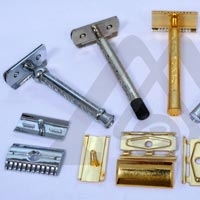 Double Edged Safety Razor