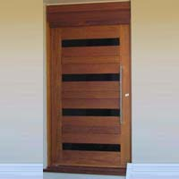 Teak Wood Single Door 02