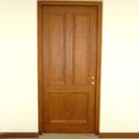 Teak Wood Single Door 03