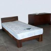 Wooden Bed 03