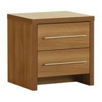 Wooden Bedside Cabinet 02