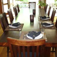 Wooden Dining Table 04