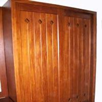 Wooden Wardrobe 01