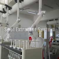 Ceiling Mounted Fume Extractor