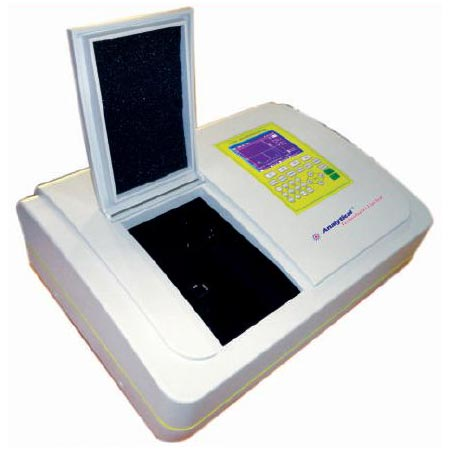 Double Beam UV-VIS Spectrophotometer