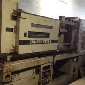 Kawaguchi K125B Used Plastic Injection Moulding Machine