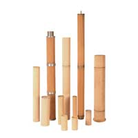 Sintered Bronze Filter Cartridges
