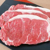 Frozen Buffalo Striploin