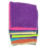 Cotton Terry Wash Towels