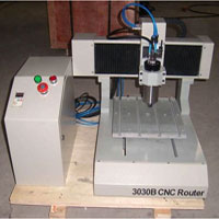 CNC Metal Engraving Machine (3030B)