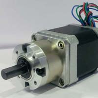 Geared Stepper Motor
