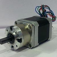Stepper Motor Model No. SM42HS 1004PG5