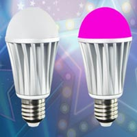 LED Colored Bulbs