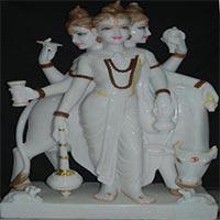 Dattatreya Bhagwan Statue 03