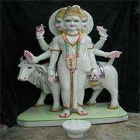Dattatreya Bhagwan Statue 04