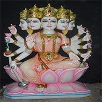Gayatri Mata Statue 04