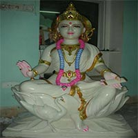Gayatri Mata Statue 05