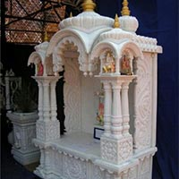 Marble Stone Temple 11