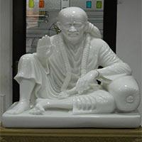 Sai Baba Statue 06