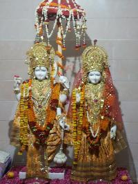Vishnu Laxmi Statue 03