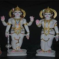 Vishnu Laxmi Statues 07