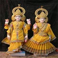 Vishnu Laxmi Statues 08