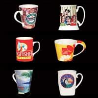 China Clay Mugs