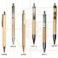 Wooden Ball Pens - 02