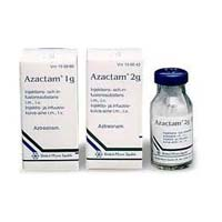Azactam 1gm Injection