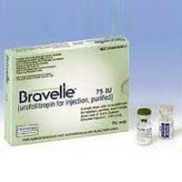 Bravelle 75 IU Injection