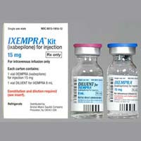 Ixempra 15mg Injection