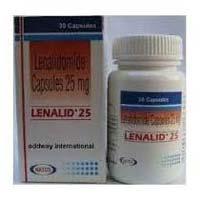 Lenalid 25mg Capsules