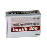 Imatinib 400 mg Tablets