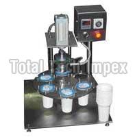 Pneumatic Cup Sealing Machine