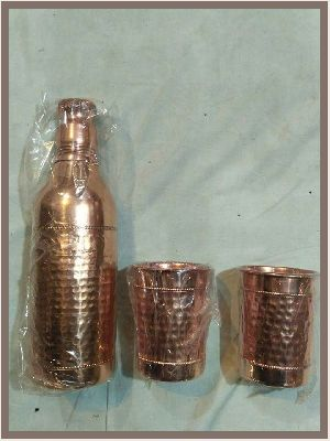 750 ml Copper Bottle