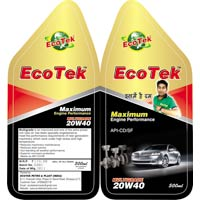 500ml Multigrade Engine Oil