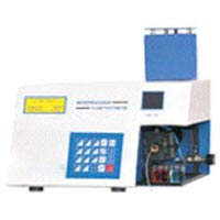 Digital Flame Photometer (VSI-604)