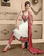 Stylish embroidered Salwar Suits