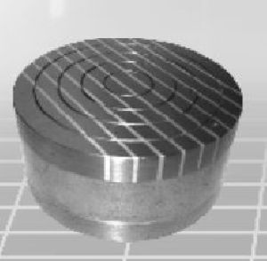 Round Permanent Magnetic Chuck 01