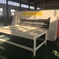 Combined Printer Slotter Machine