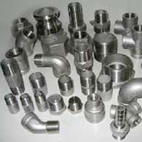 Stainless Steel Threaded Fittings
