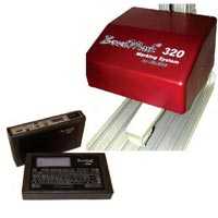 Bench Top Dot Pin Marking Machine