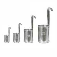 Stainless Steel Milk Measures