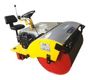 TIGER BRAND ONE TON STATIC mini Rider PITCH ROLLER