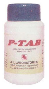 P Tab Tablet